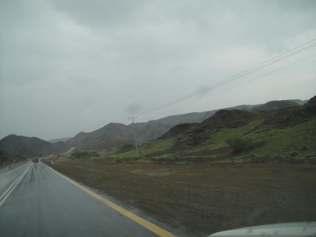 صور الامطار 2011 امطار وسيول