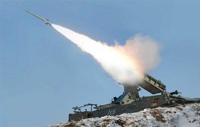صواريخ قصيرة المدى
